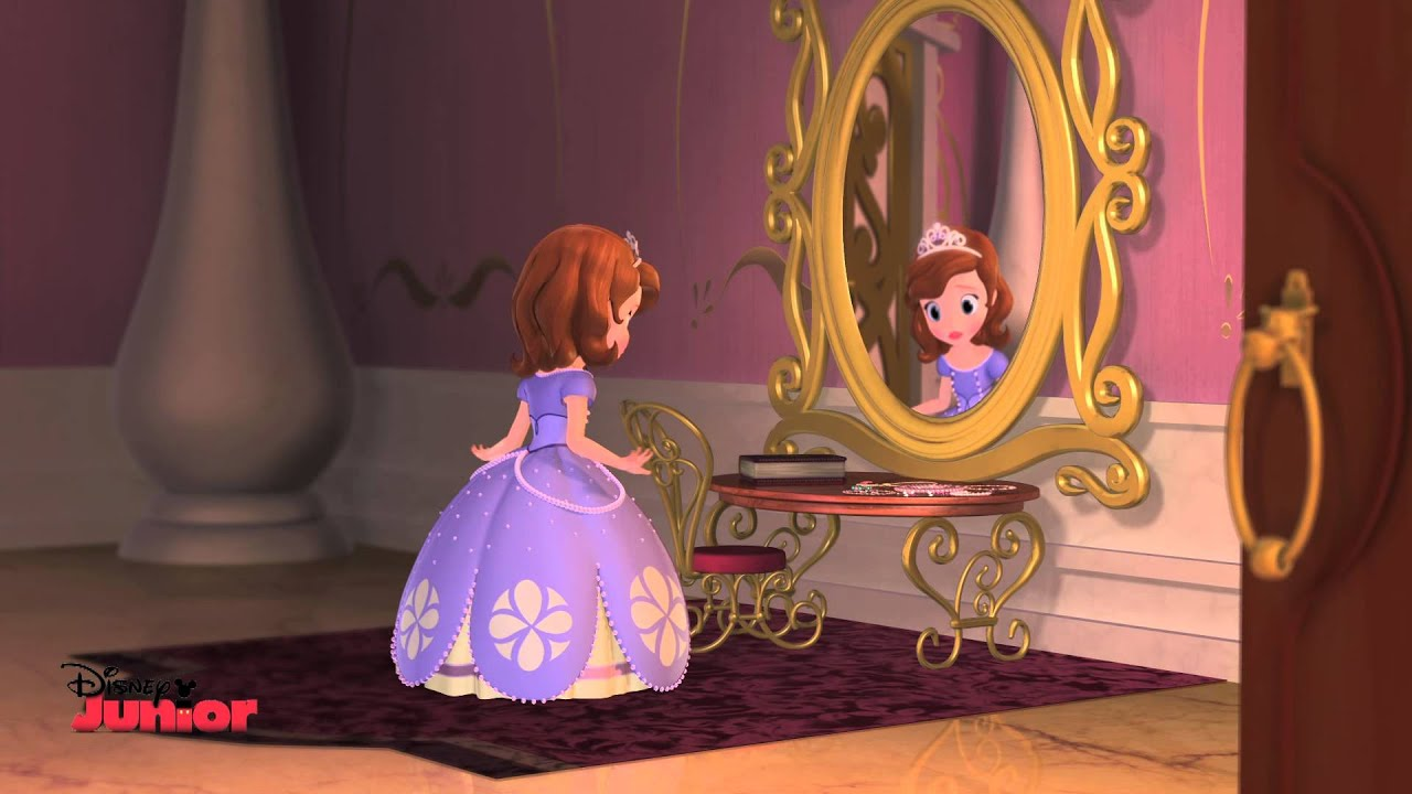 Barbie Girl Desktop Wallpaper Sofia The First I M Not Ready To Be A Princess Music