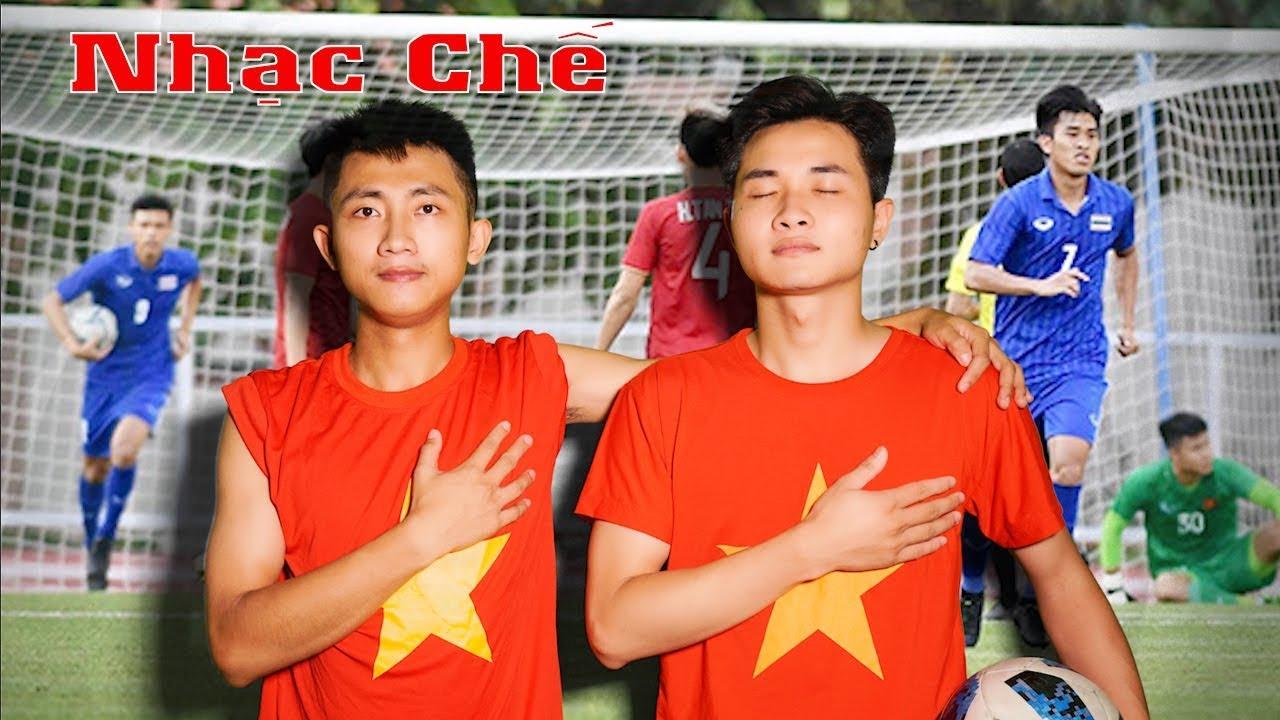 Nhạc chế - Việt Nam vào bán kết seagame 30 tiễn Thái Lan về nước