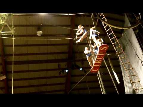 Peru Circus Flying Trapeze