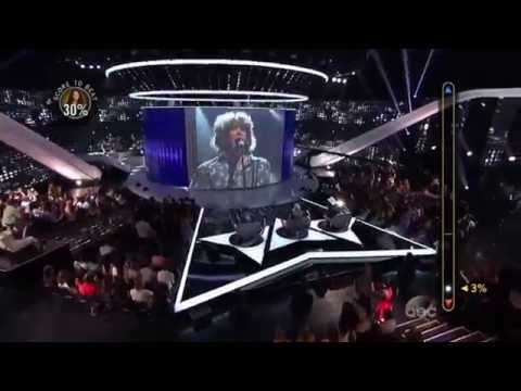 Rising Star - Jesse Kinch Sings 'Fortunate Son'