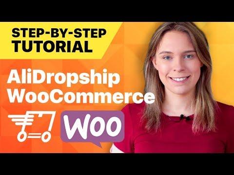 TUTORIAL: AliDropship Woocommerce Store (Create a Woocommerce Dropshipping Store) UPDATED 2018