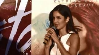 Interview: Katrina Kaif on Fitoor   Lovemaking Scenes   Ranbir - Katrina kissing pic