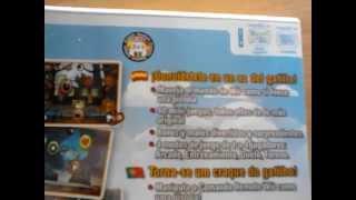 Cocoto Magic Circus WII Unboxing