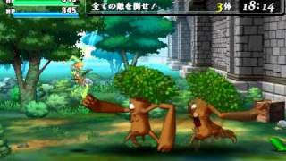 CODE OF PRINCESS プレイ動画1