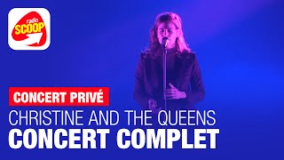 Christine And The Queens en live