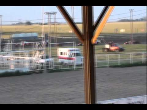 06/26/2011 Phillips County Raceway - 6u Dominic Ursetta