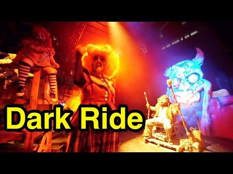 [NEW] Dark Ride - Knott's Scary Farm 2017 (Knott's Berry Farm Buena Park, CA)