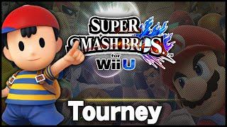 Super Smash Bros. Wii U - Tournament Mode (Ness)