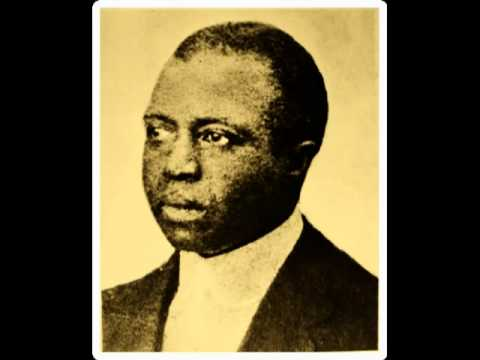 Original Rags SCOTT JOPLIN 1899 Ragtime Piano Roll Legend
