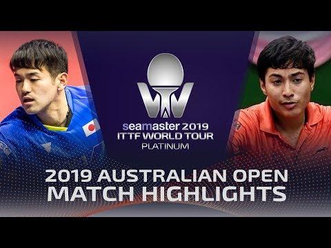 Mizuki Oikawa vs Jain Payas | 2019 ITTF Australian Open Highlights (Pre)