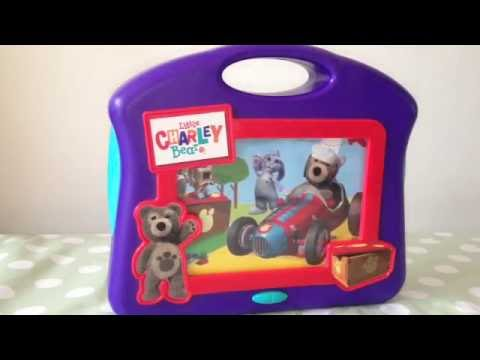 Little Charlie Bear Musical TV Television Children's Toy Cbeebies Video Moving Image & Music Sounds