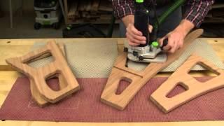 Деревянный стул стремянка  МЕБЕЛЬ ТРАНСФОРМЕР РФ(Мастер класс по изготовлению своими руками деревянного стула, трансформирующегося в удобную стремянку., 2014-02-04T15:15:39.000Z)