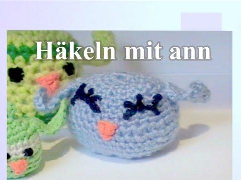 Häkeln Mit Ann Amigurumis Little Birds Anfänger Youtube