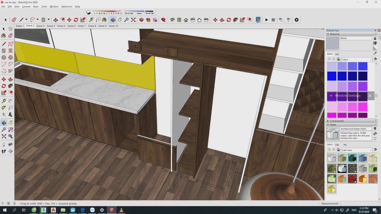 sketchup 2022 new features interior YouTube