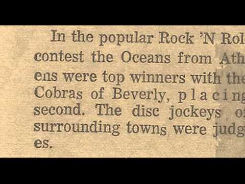 "The Oceans-""She's Gone"" .(December 1966.)"