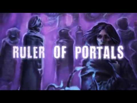DESOLATOR - PORTAL TOMB (Official LYRIC VIDEO 2020) | Black Lion Records