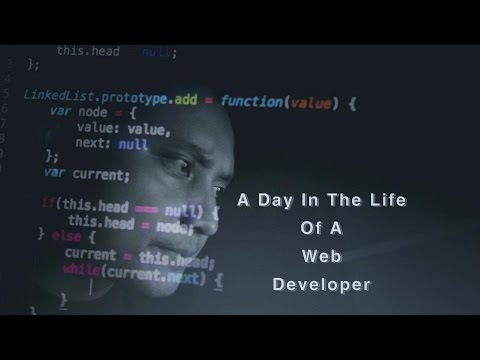 A Day In The Life Of A Web Developer - Reiz Ariva