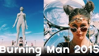 Burning Man 2015 // Carnival of Mirrors
