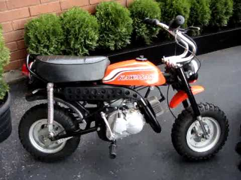 Kawasaki  Stroke  Dirt Bike