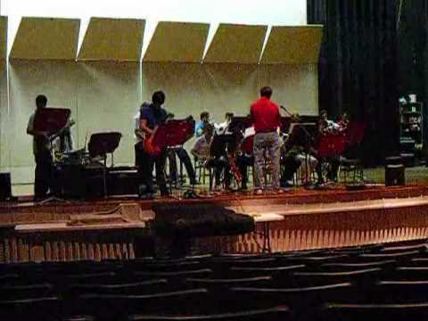 Gloucester High School Band #1.wmv