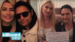 Corey Feldman to Get Married TWICE in Fear of Donald Trump | Billboard News
