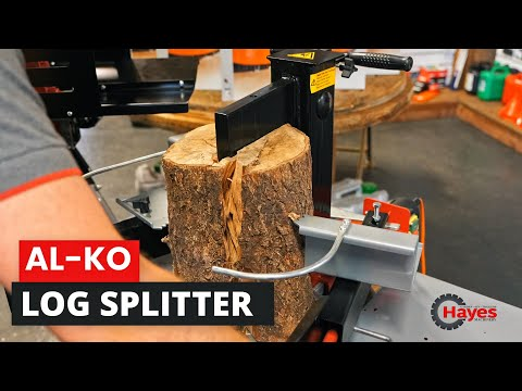 AL-KO LSH 520/5 and LSV 550/6 Log Splitters | Product Video
