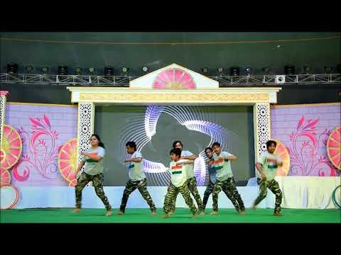 ROCK DANCE CLASSES (RDC GROUP) HIP HOP & PATRIOTIC PERFORMANCE