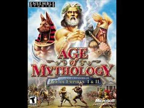 Age Of Mythology - Soundtrack - Suture Self