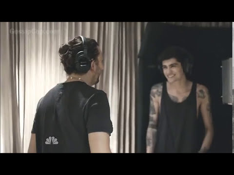 "One Direction Recording ""FOUR"": Feat. Julian Bunetta & John Ryan (NBC TVSpecial) 2014"