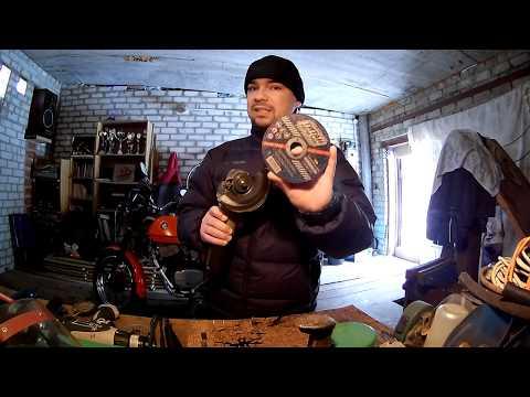 Как правильно устанавливать диск на болгарку
