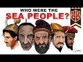 Who were the Sea People? Bronze Age Collapse