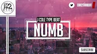 Deep Piano Hip Hop Rap Instrumental (J Cole Type Beat) 2016 - NUMB   prod. Ear2ThaBeat
