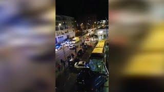 Un menor fallecido y tres heridos en un accidente en Estella (Navarra)