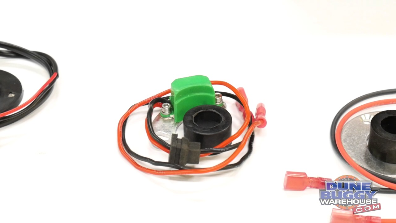 medium resolution of air cooled volkswagen electronic ignition options for beetles bus dune buggy