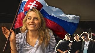 Čo si myslia zahraniční študenti o SLOVENSKU? | Sociálna turistika