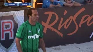 Palmeiras x Grêmio   Liga Nacional de Futevôlei 2017