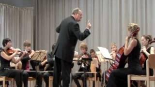 """Leroy Anderson """"Plink Plank Plunk"""" InterHarmony Festival Orchestra"""