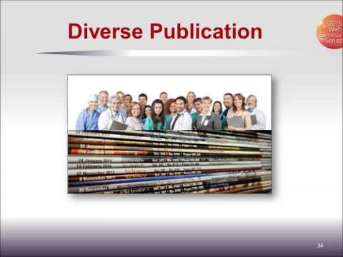 CTN Webinar: Publications Planning and Preparation.