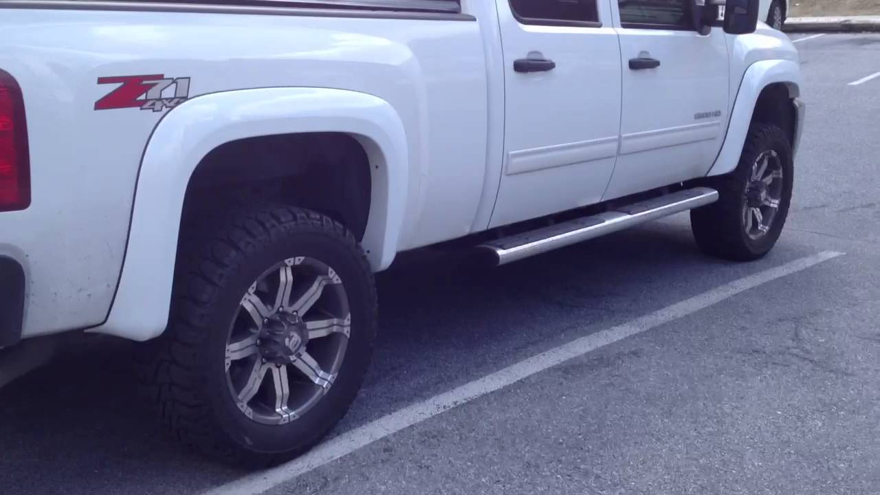 Bushwacker Painted Extenda Fender Flares Youtube