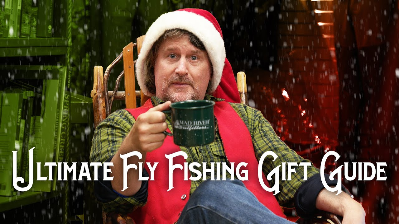 Show This Video To Your Family (Ultimate 2020 Fly Fishing Gift Guide)