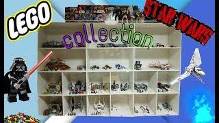 Обзор на коллекцию лего Star Wars