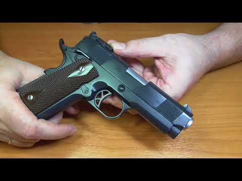 COLT GOVERNMENT M1911 SHORT HI CAPA GBB от WE