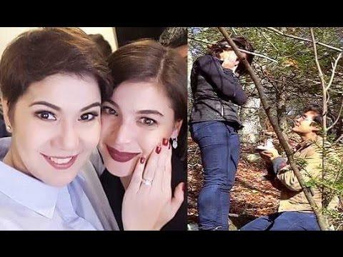 Anne Curtis Erwan Heussaff Proposal ENGAGEMENT - YouTube  Anne Curtis Erw...
