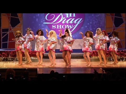 """The 2016 """"Best In Drag Show"""" opening number"""