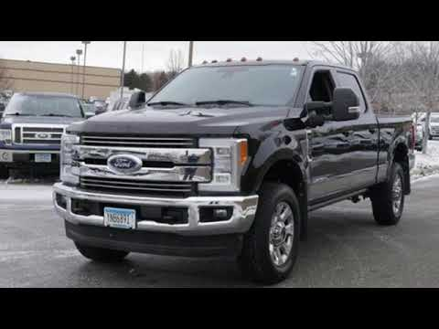 Used 2017 Ford Super Duty F-350 SRW Minneapolis MN Eden Prairie, MN #190005A12