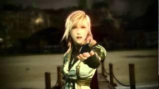Final Fantasy XIII-2 TGS 2011 Promise Trailer Español Fandub