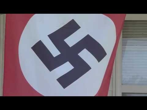 WAND TV News:  Nazi Flags vs Free Speech In Arcola, Illinois