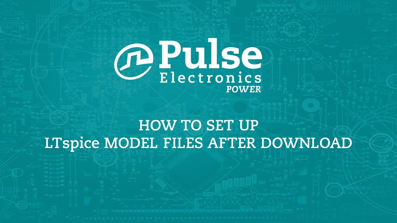 LTspice Models Download Available on Pulse Power BU Website