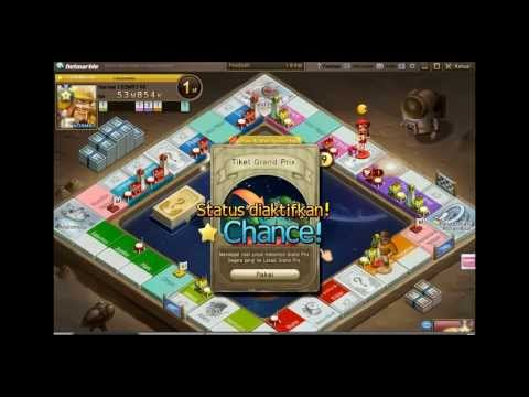 CHEAT MODOO MARBLE TRIPLE MONOPOLY