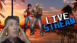 PT/BR LIVESTREAM#182 CSGO RUMO GLOBAL /POPFLASH / FORTNITE C(SUBS) #5K